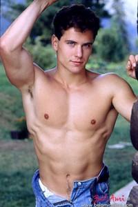 Bel Ami model Lukas Ridgeston