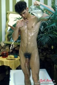 Julian Armanis Bel Ami model