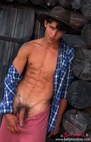 Gay porn model from Romania