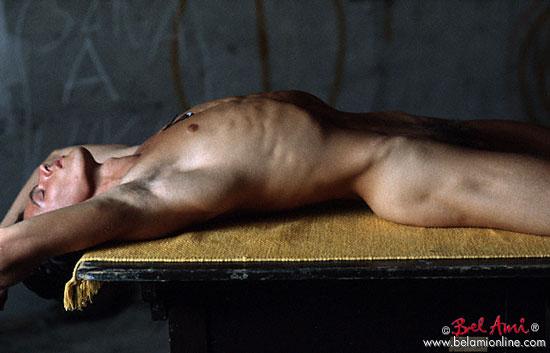 Ion Davidov from Bel Ami studio