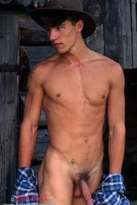 Ion Davidov Bel Ami model
