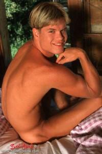 Bel Ami model Tim Hamilton
