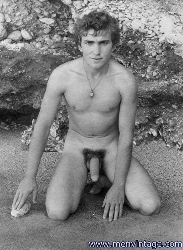 Naked french male