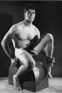 Naked men in beautifu erotic photo art