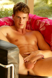 Bel Ami gay porn studio model