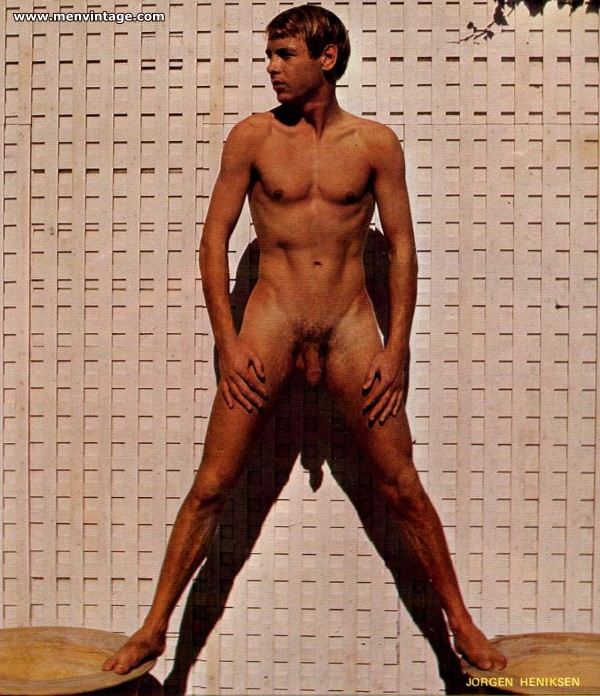 young boy naked