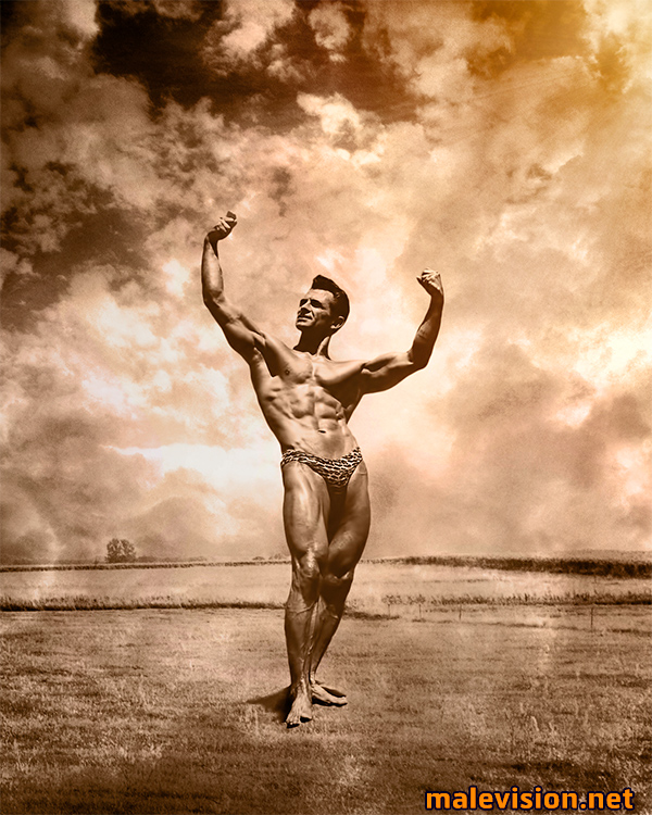 bodybuilders fine art