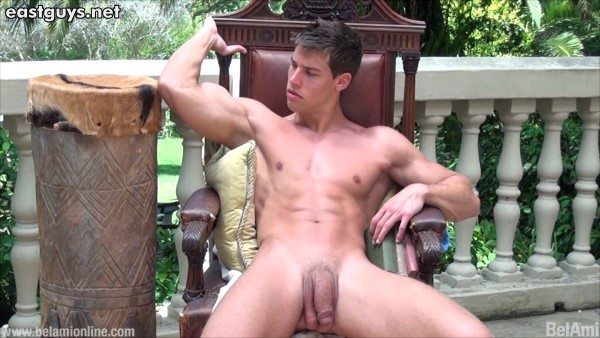 gay hunk big cock