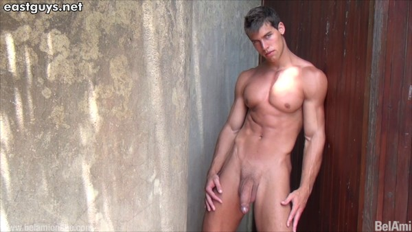 gay hunk big cock bel ami