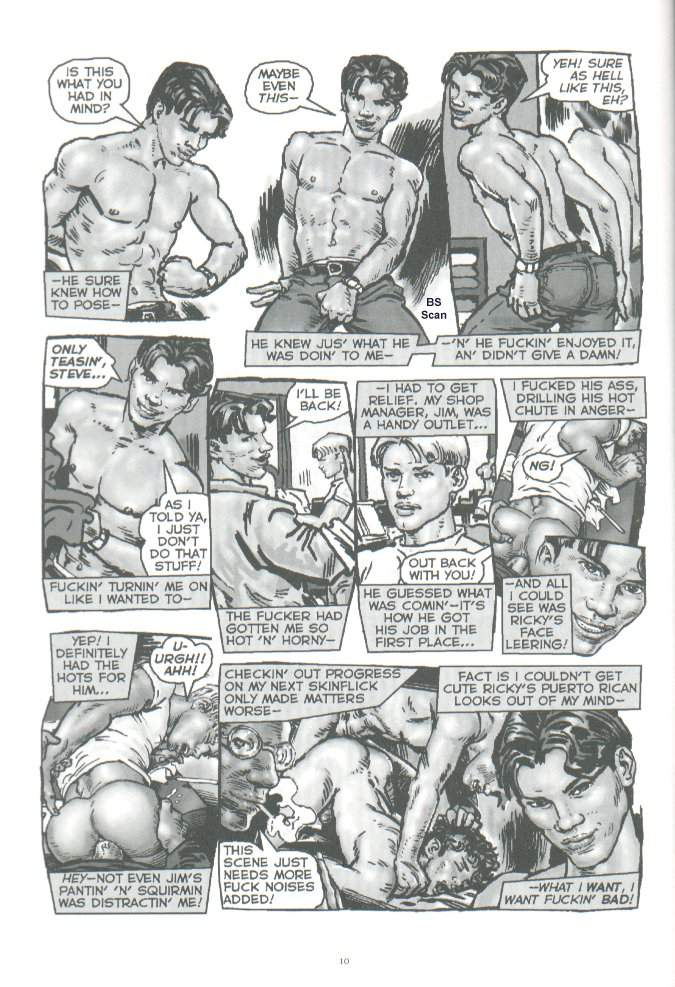 gay sex comics