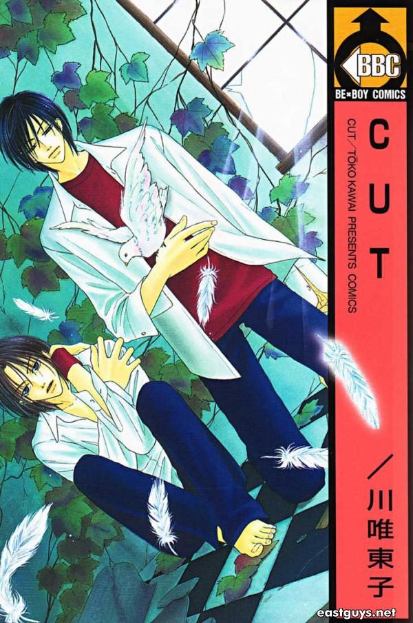 gay Yaoi manga cut