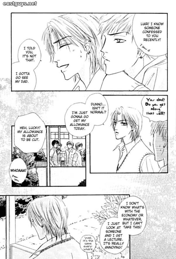 gay comics manga