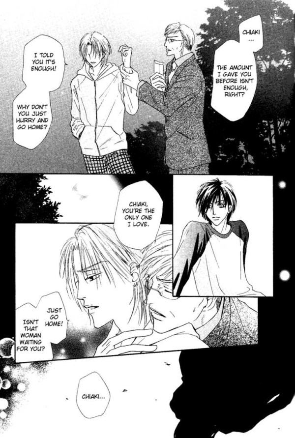 yaoi gay story