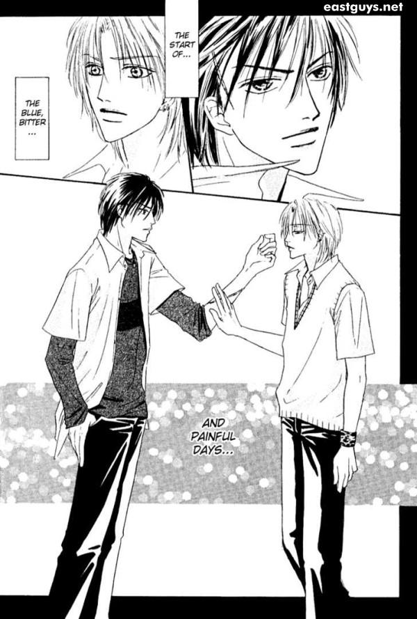 gay romance story comics