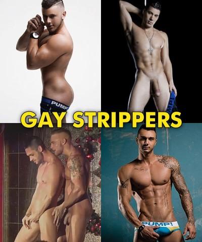 gay striptease videos