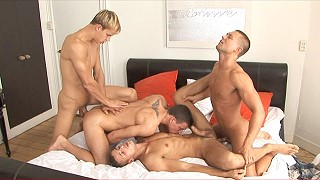 Hot gay orgy amsterdam